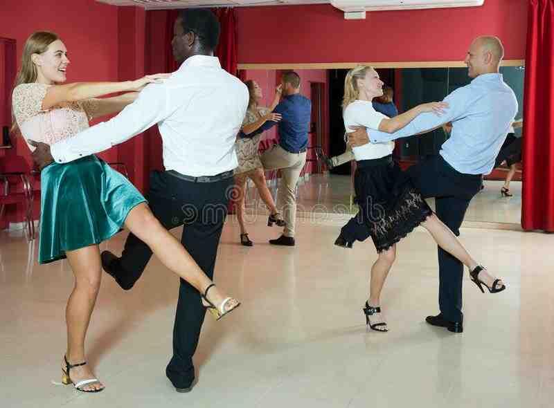 Comment danser le Jive