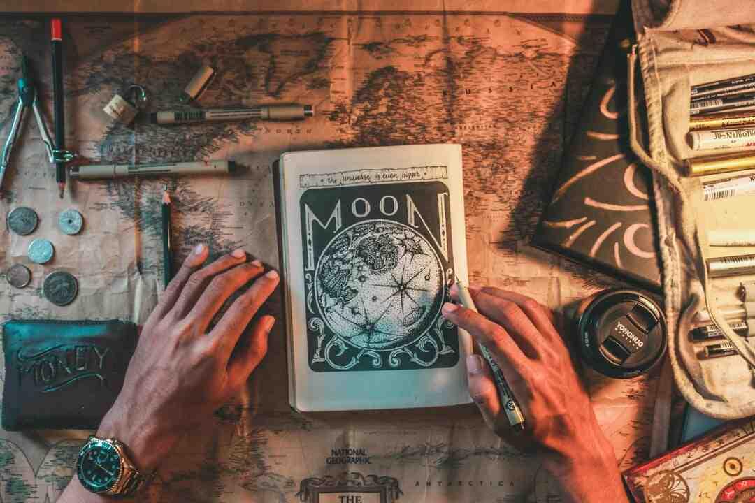 Tour de magie carte explication