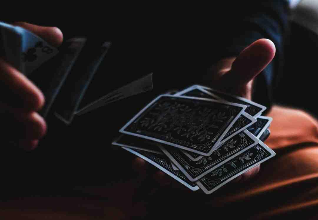Tour de magie main